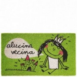"""Felpudo """"Alucina vecina"""""""