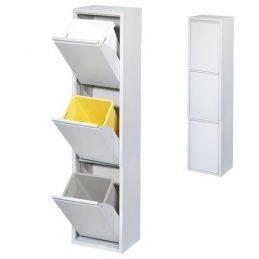 Mueble reciclaje 3 cajones