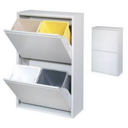 Mueble reciclaje 4 cajones