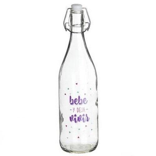 Botella frase chambao decoraci n - Chambao decoracion ...