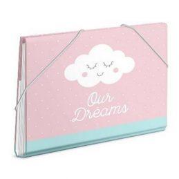 Carpeta con divisores nube