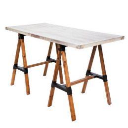Mesa madera metal